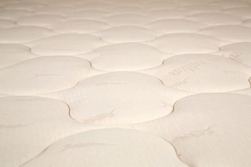 Spindle Natural Latex Mattress - Quilting