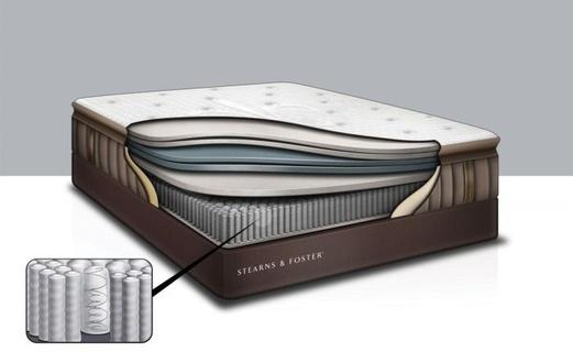 Stearns Amp Foster Estate La Castello V Luxury Plush