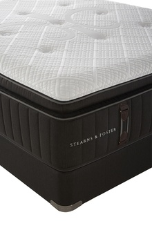 Stearns & Foster Reserve No. 2 Luxury Plush Pillowtop