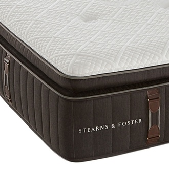 Stearns Amp Foster Reserve No 3 Luxury Firm Euro Top