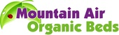 Mountain Air Organic Beds logo