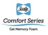 Sealy Comfort Series Gel Memory Foam logo