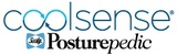 Sealy Posturepedic Coolsense logo
