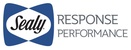 Sealy Response Performance logo