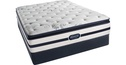 Simmons Beautyrest Recharge Elkhart Lake Plush Pillowtop picture