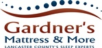 Gardner's Mattress & More's Logo