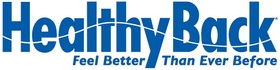 Healthy Back's Logo