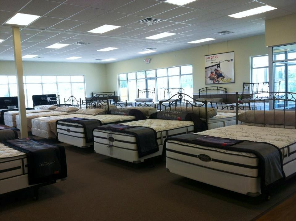 Sealy Mattress Reviews >> Mattress Warehouse / Sleep Happens - Mattress Store ...