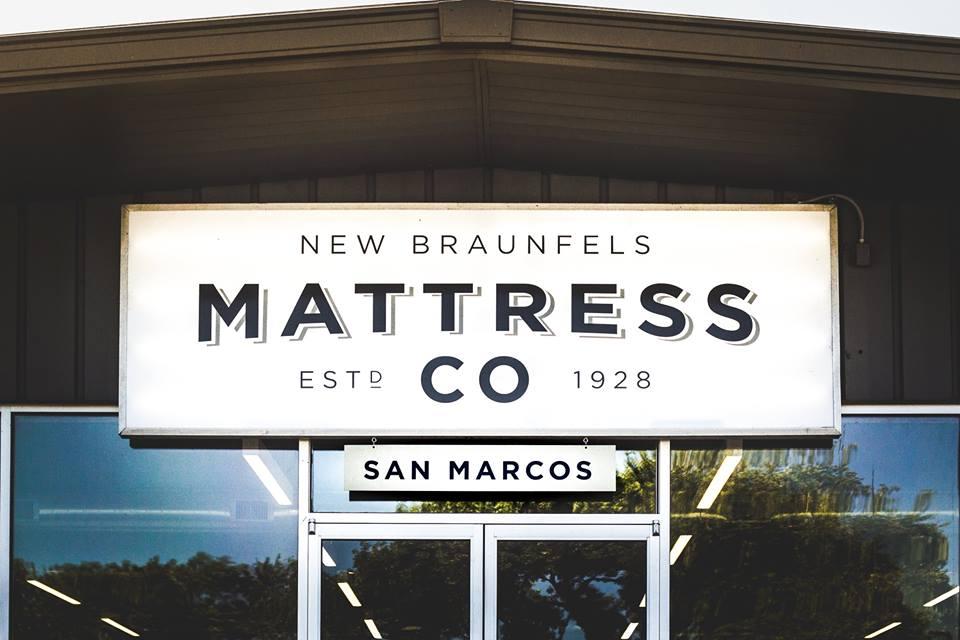 NB Mattress San Marcos Store Front