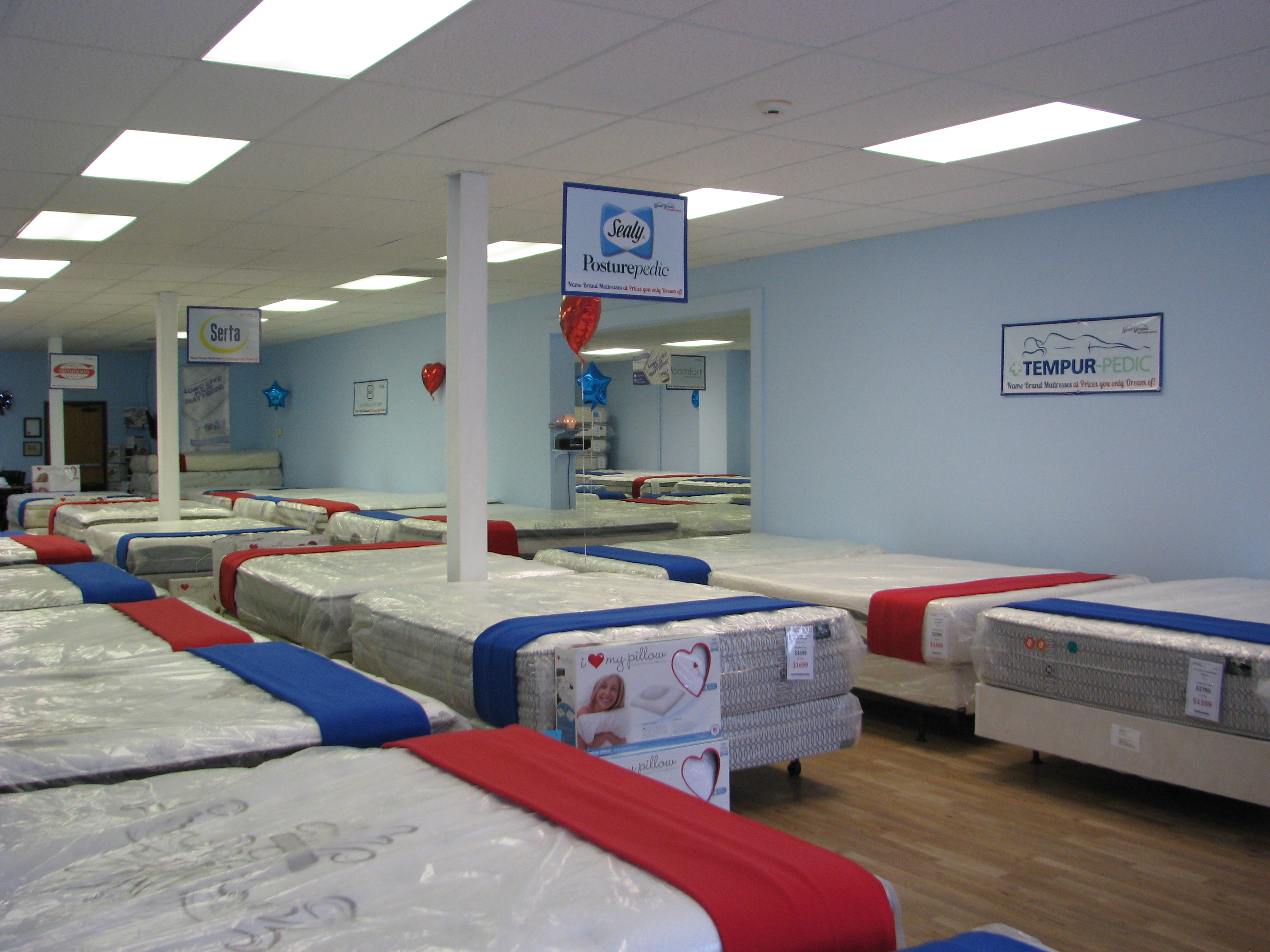 Sweet Dreams Mattress Center In Nevada Ia Mattress