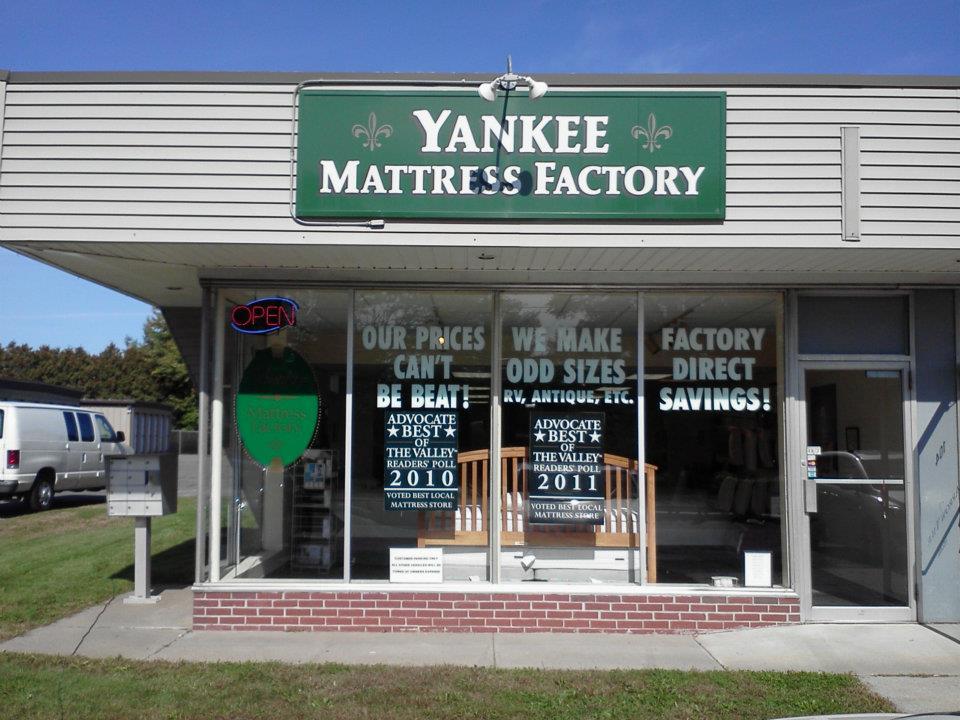 Yankee Mattress Factory in Northampton MA Mattress