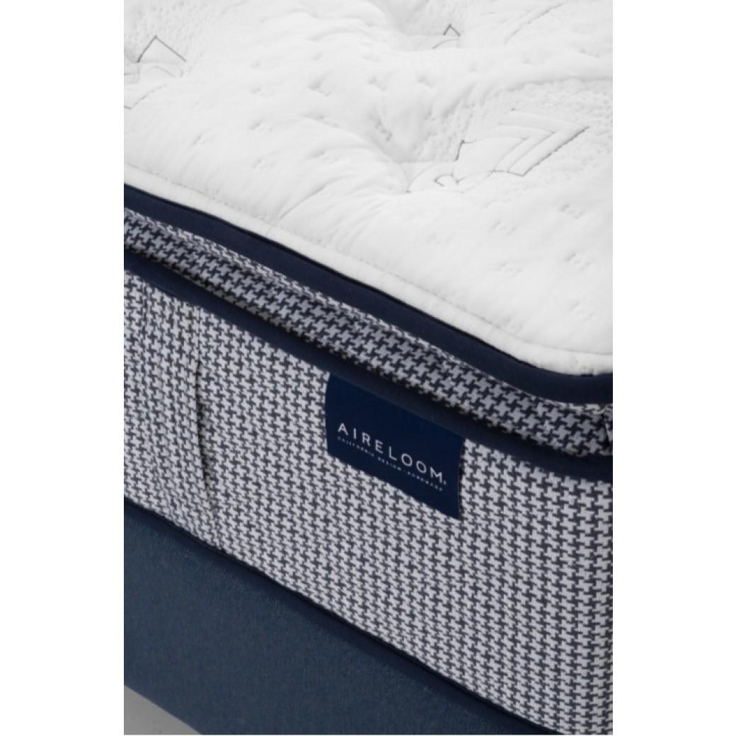 Ultra Firm Queen Mattress Aireloom Mojave Extra Firm Super Pillowtop - Mattress ...