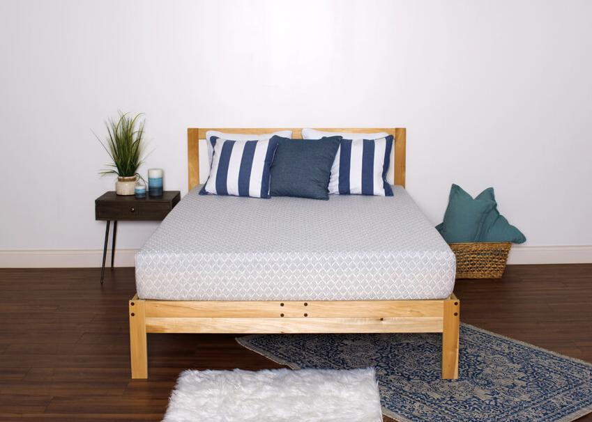 Bedinabox pacbed lite mattress reviews Mattress in a box
