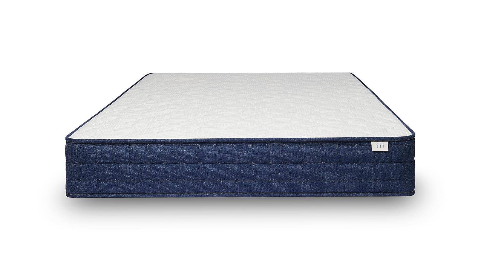 brentwood brentwoodhomememoryfoammattress reviews home sequoia review mattress construction
