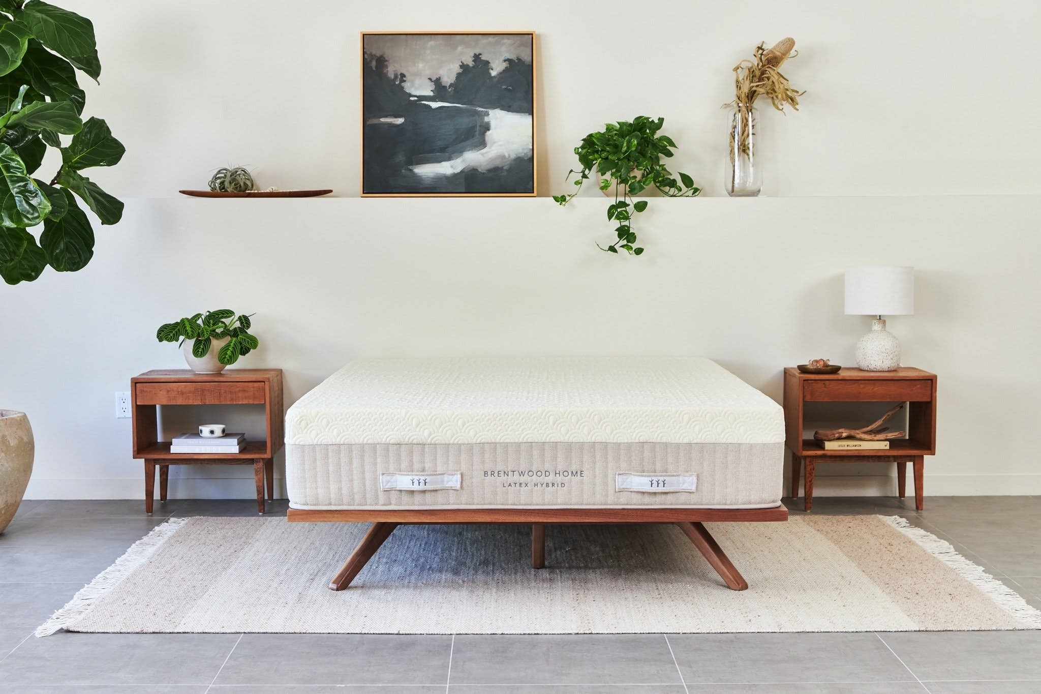 Brentwood Home Hybrid Latex - Mattress Reviews | GoodBed.com