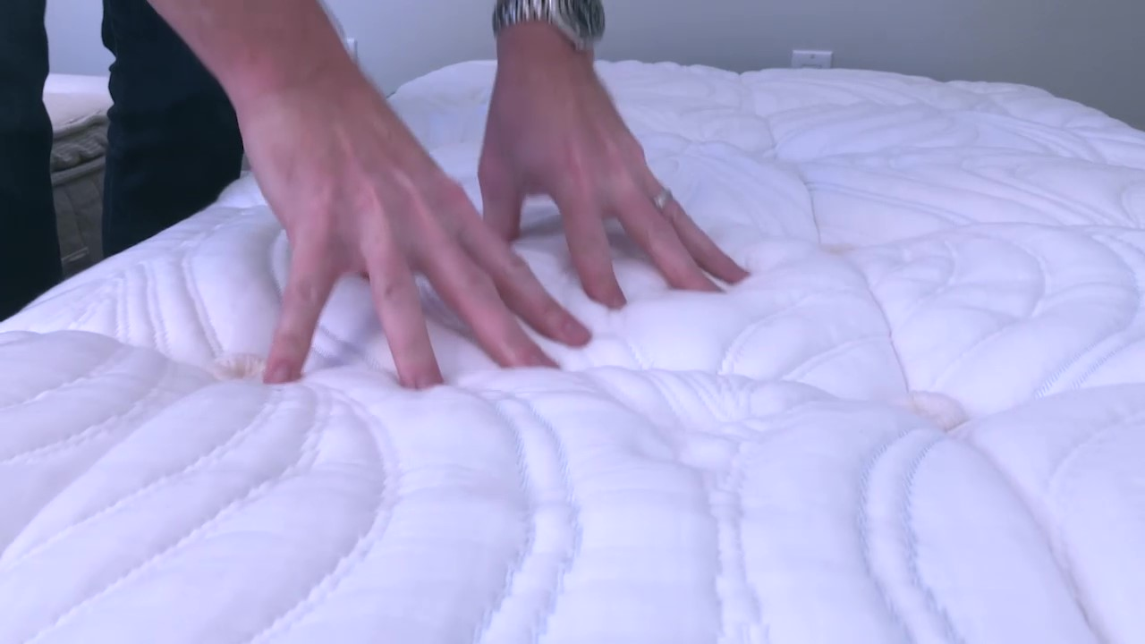 Brentwood Home Oceano Mattress Cover