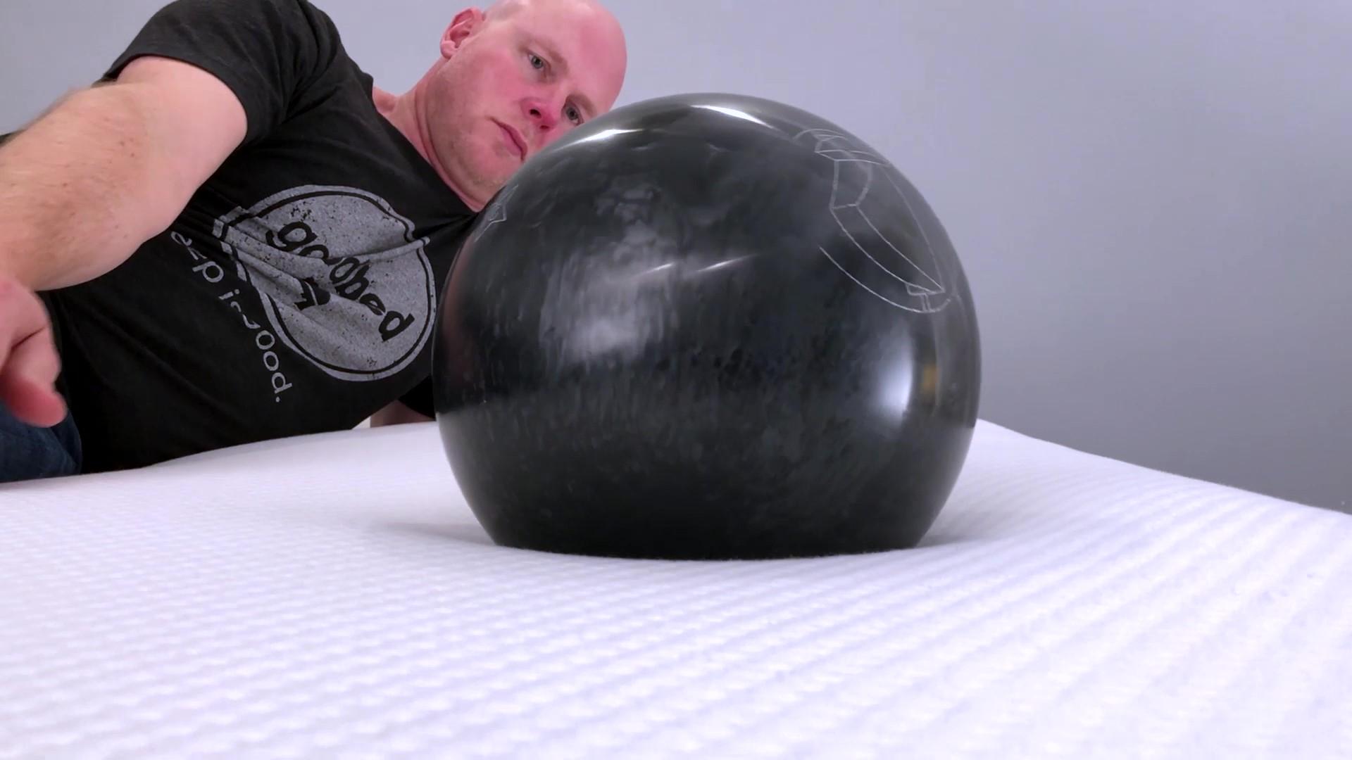 Casper Mattress Cushioning Depth