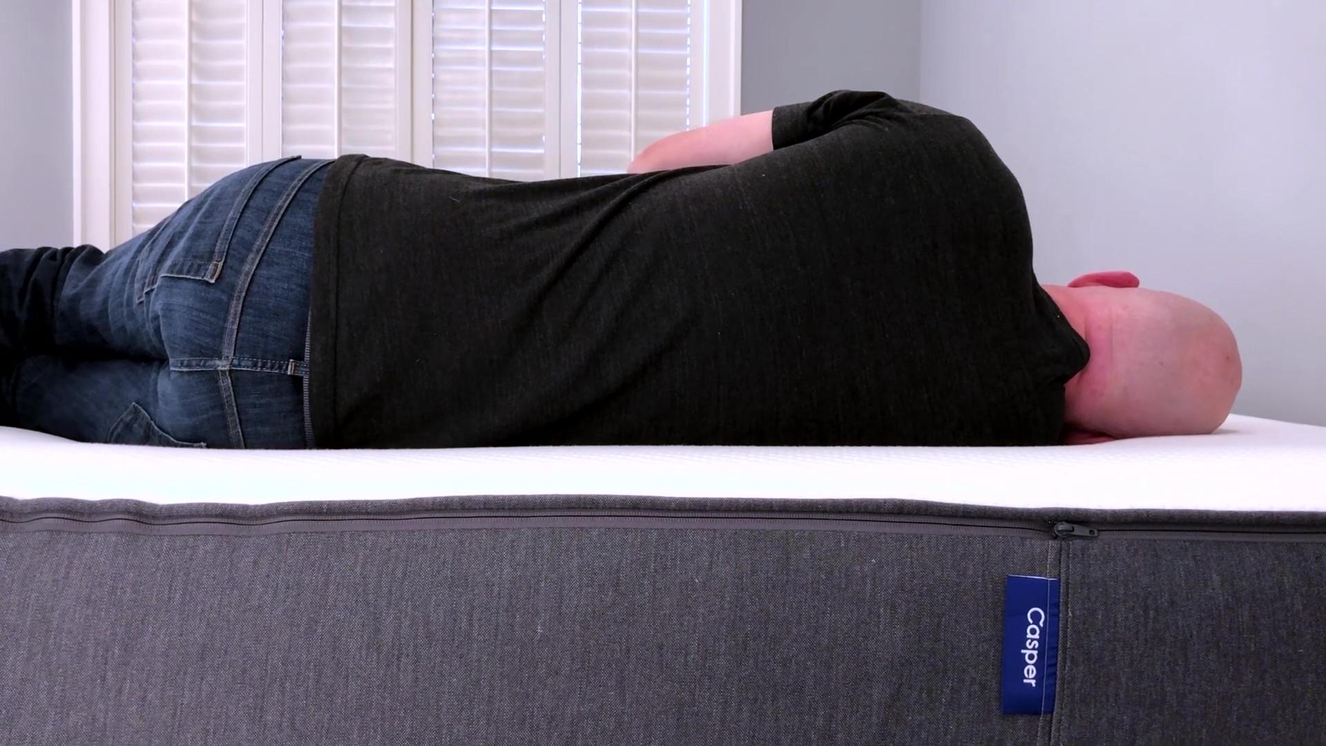 Casper Mattress Side Sleeping