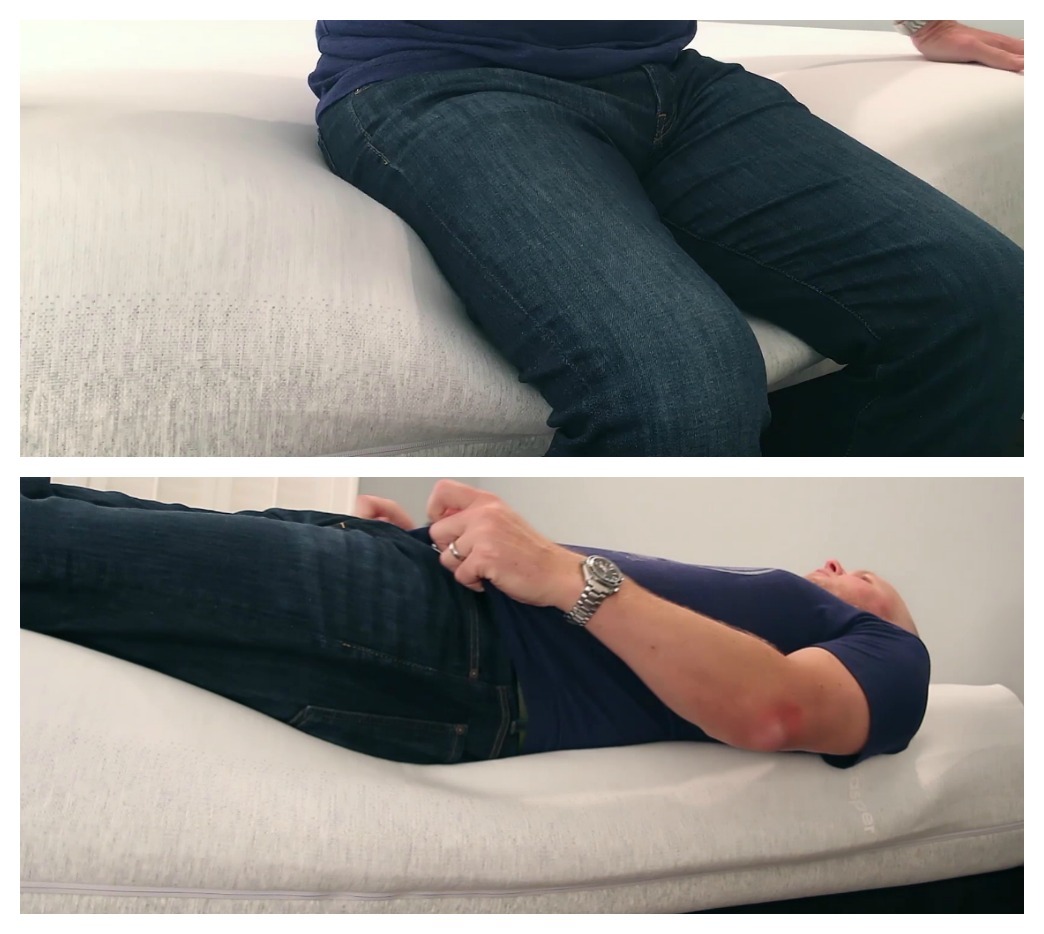 Casper Wave Mattress Edge Support