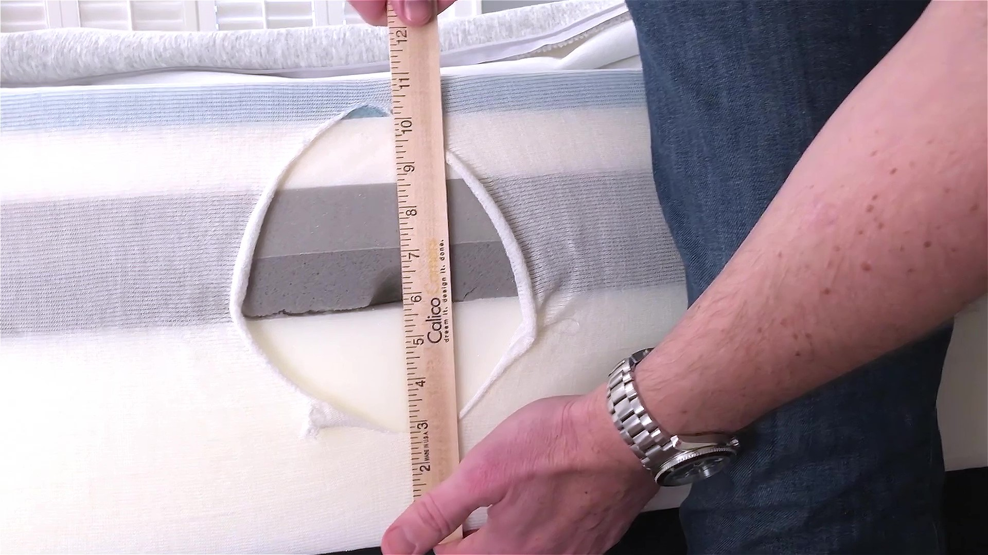 Casper Wave Mattress Layers