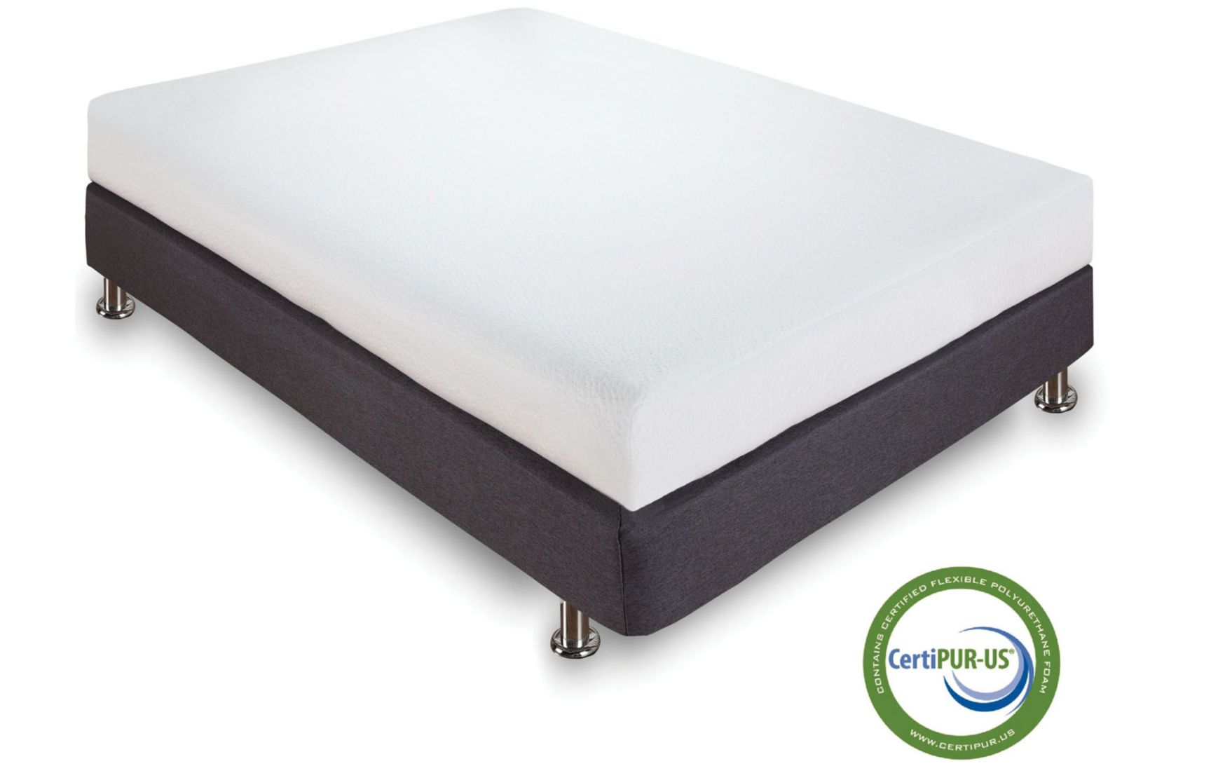Classic Brands 6 Quot Mattress Reviews Goodbed Com