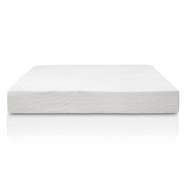 gel memory foam d rx pad twin mattress concierge cooling products
