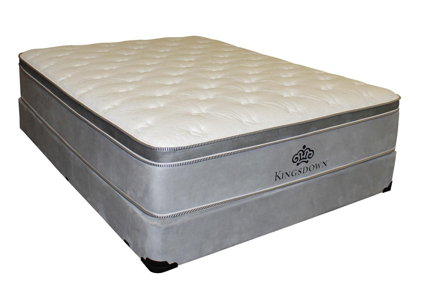 Kingsdown Silver Luxury Firm Mattress Reviews Goodbed Com
