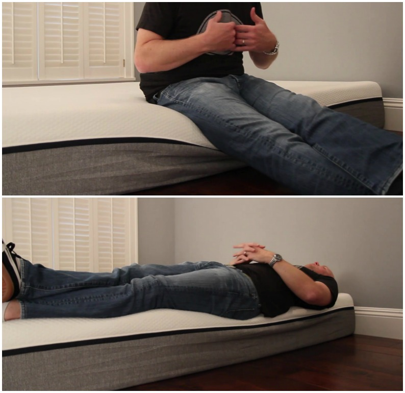Lull Mattress Edge Support