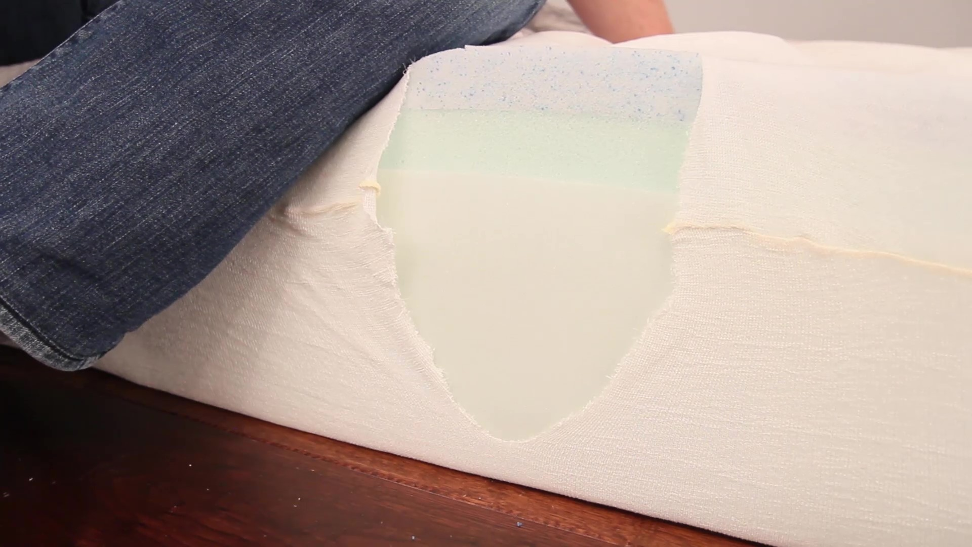 Lull Mattress Foam Layers