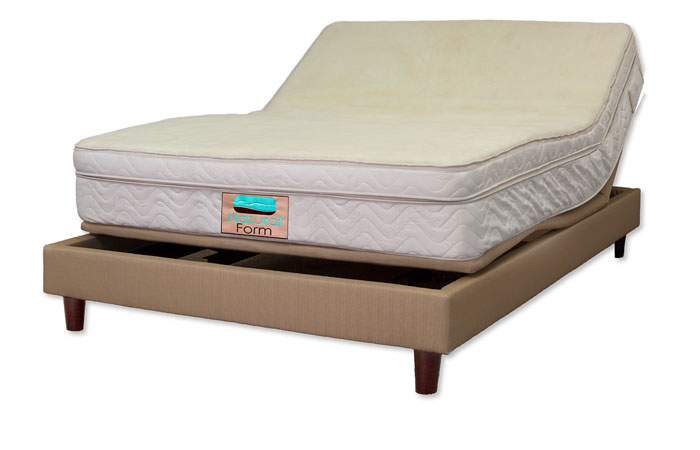 Adjustable Beds Reviews >> Natural Form Adjustable Beds Mattress Reviews Goodbed Com