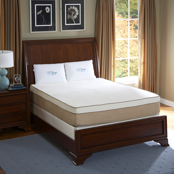 Nature S Sleep St Lucia Mattress Reviews Goodbed Com