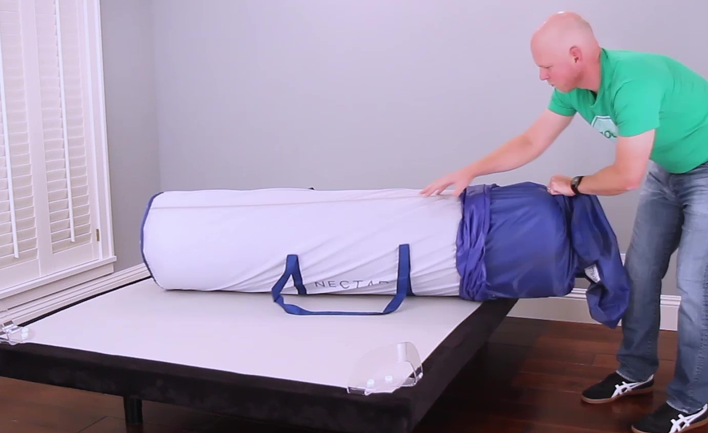 Nectar Mattress Unboxing