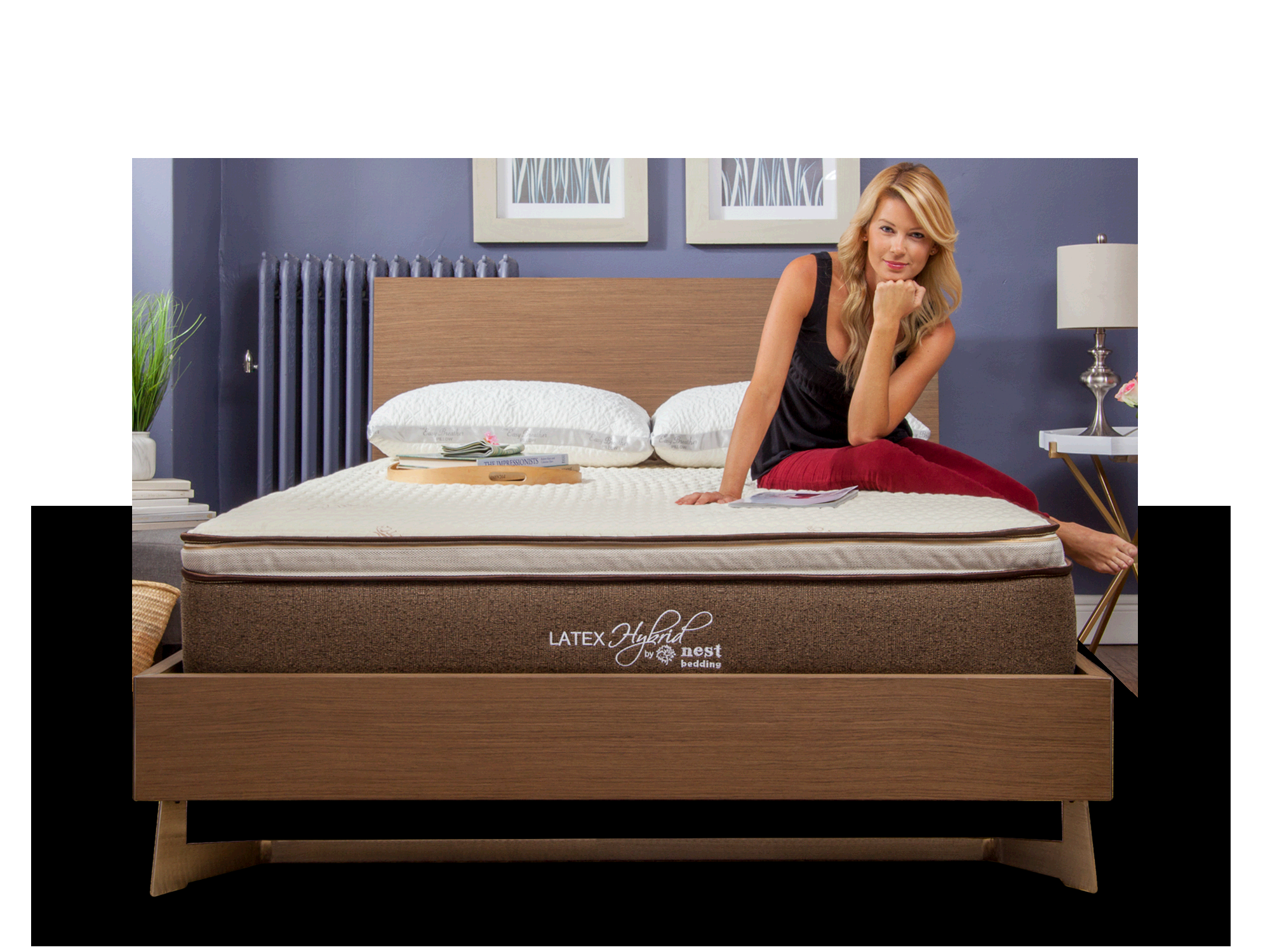media hybrid layers mattress page album nest alexander view