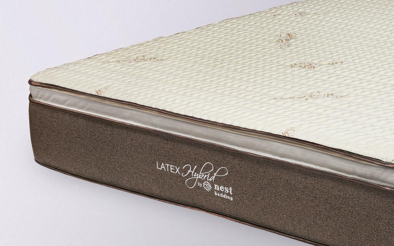 Nest Bedding Hybrid Latex Medium Mattress Reviews
