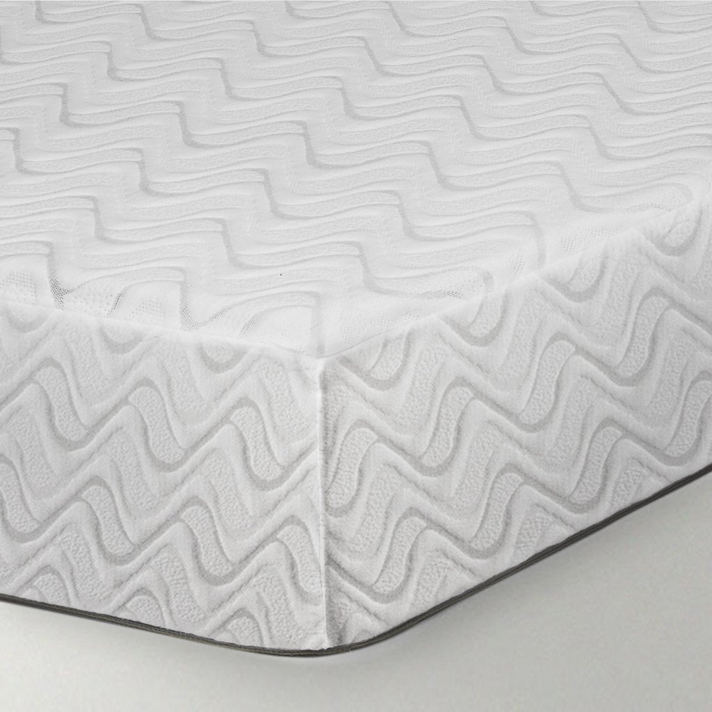 happy wool products tfs cotton topper medium honest egyptian twill nest mattress soft