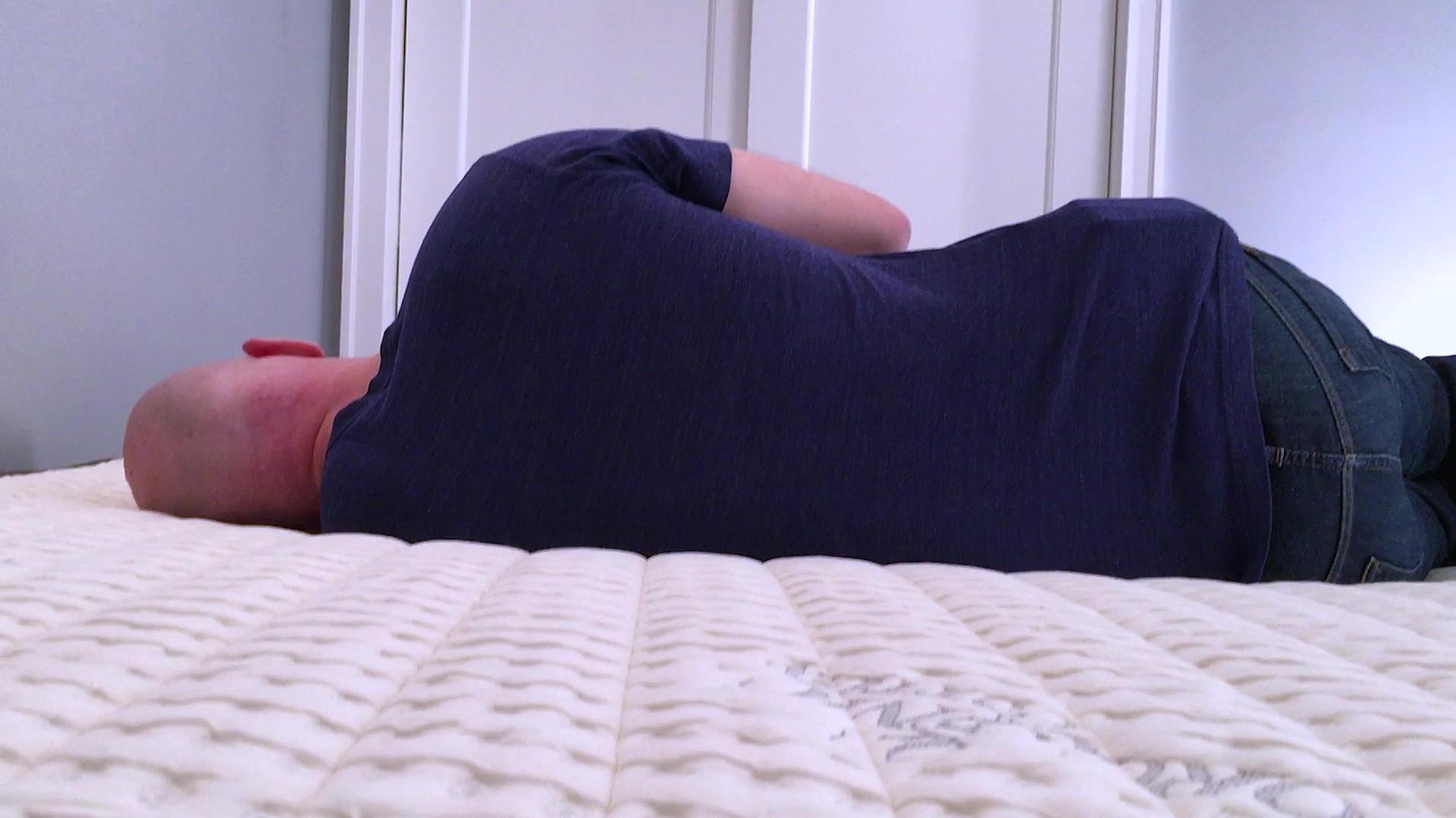 Nest Hybrid Latex Mattress Side Sleeping