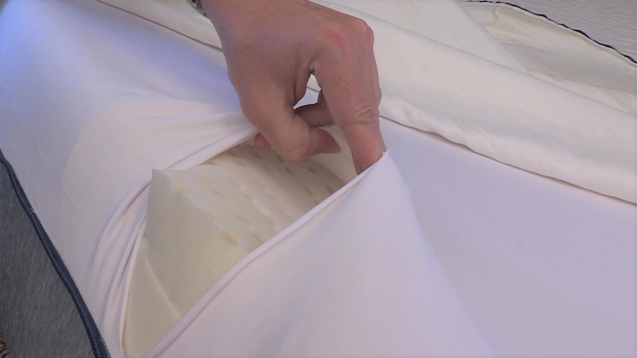 Novosbed Mattress Layers