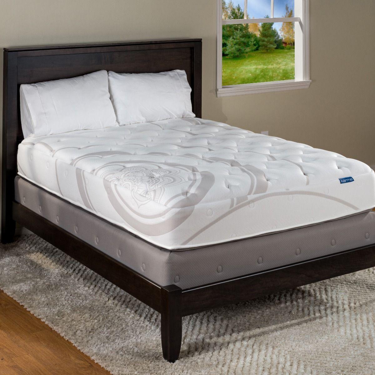 pranasleep karma mattress reviews goodbed com