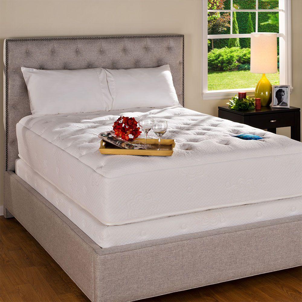 pranasleep samadhi 5 luxury plush mattress reviews goodbed com