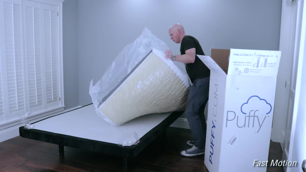 Puffy Mattress Review Our Expert Evaluation Goodbed Com