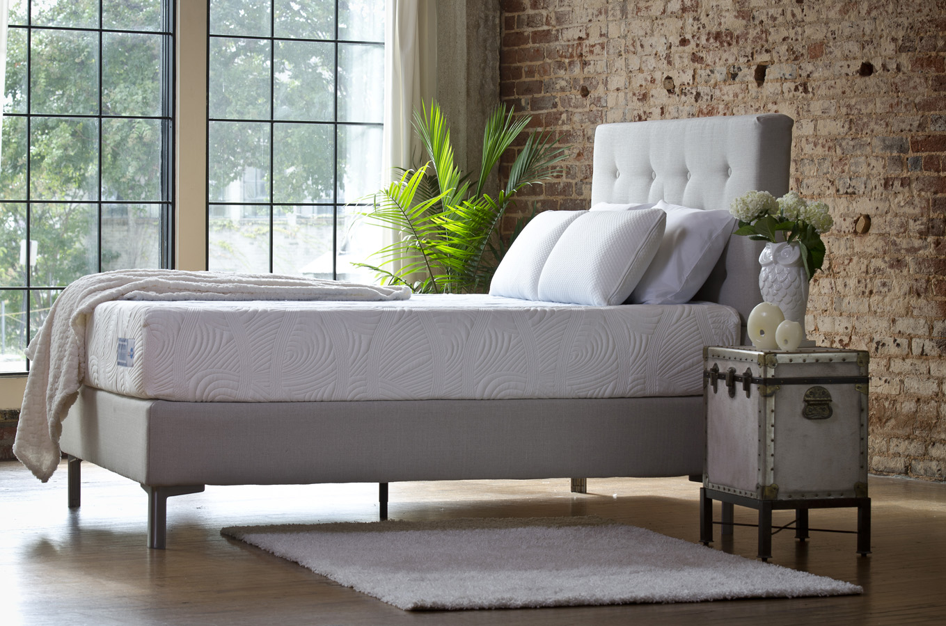 Pure LatexBliss Natural Latex Collection Mattress