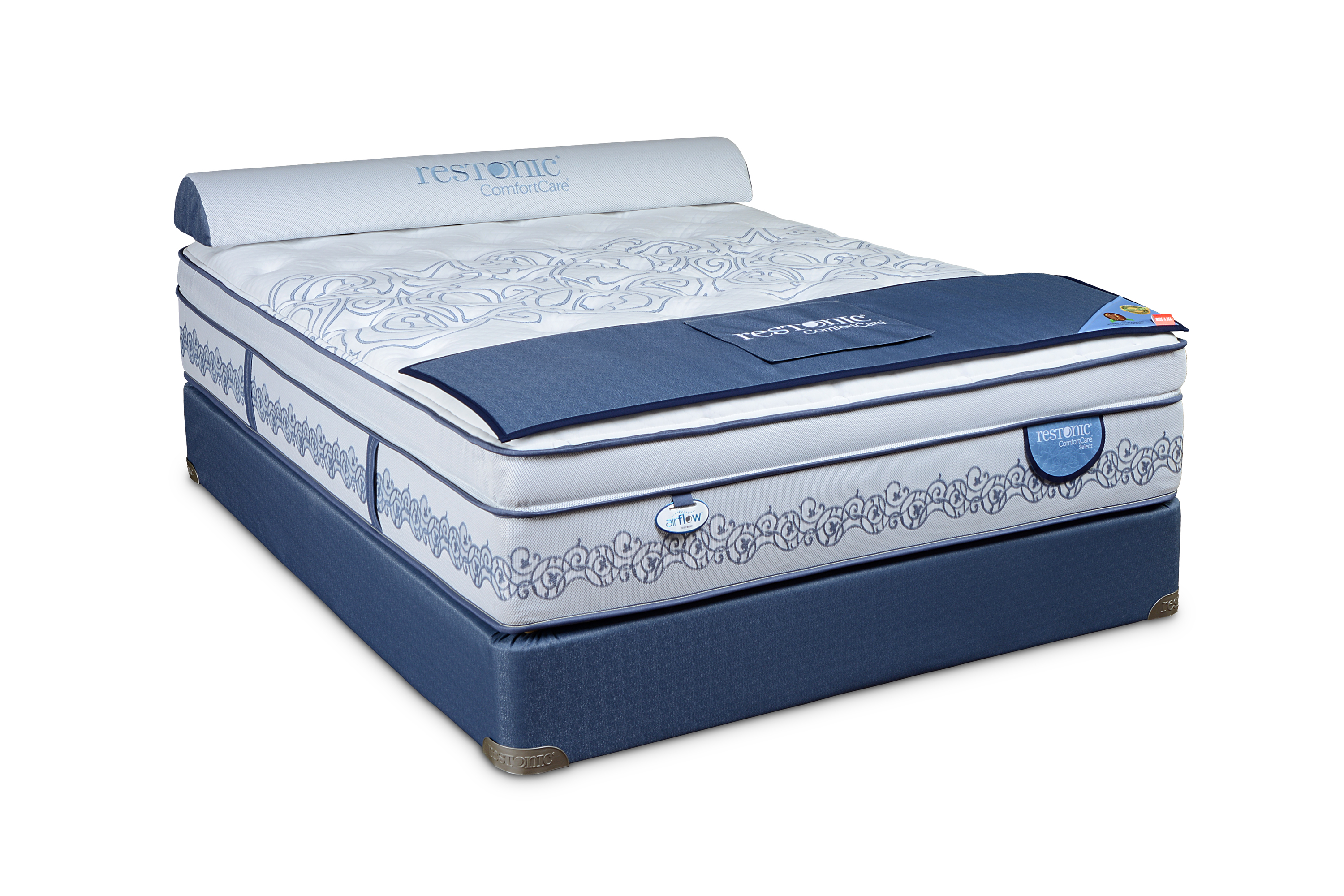 nights mattress supreme queen product com symbol northern qvc page