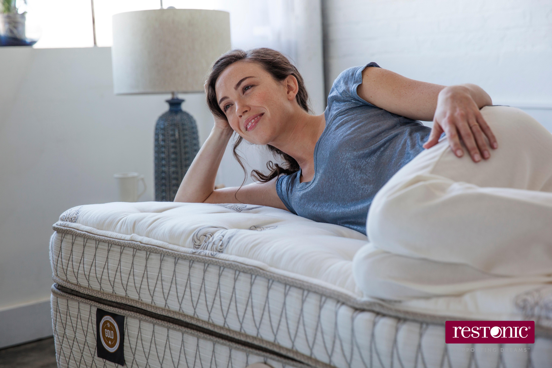 shelton queen top product restonic pillow reviews mattress