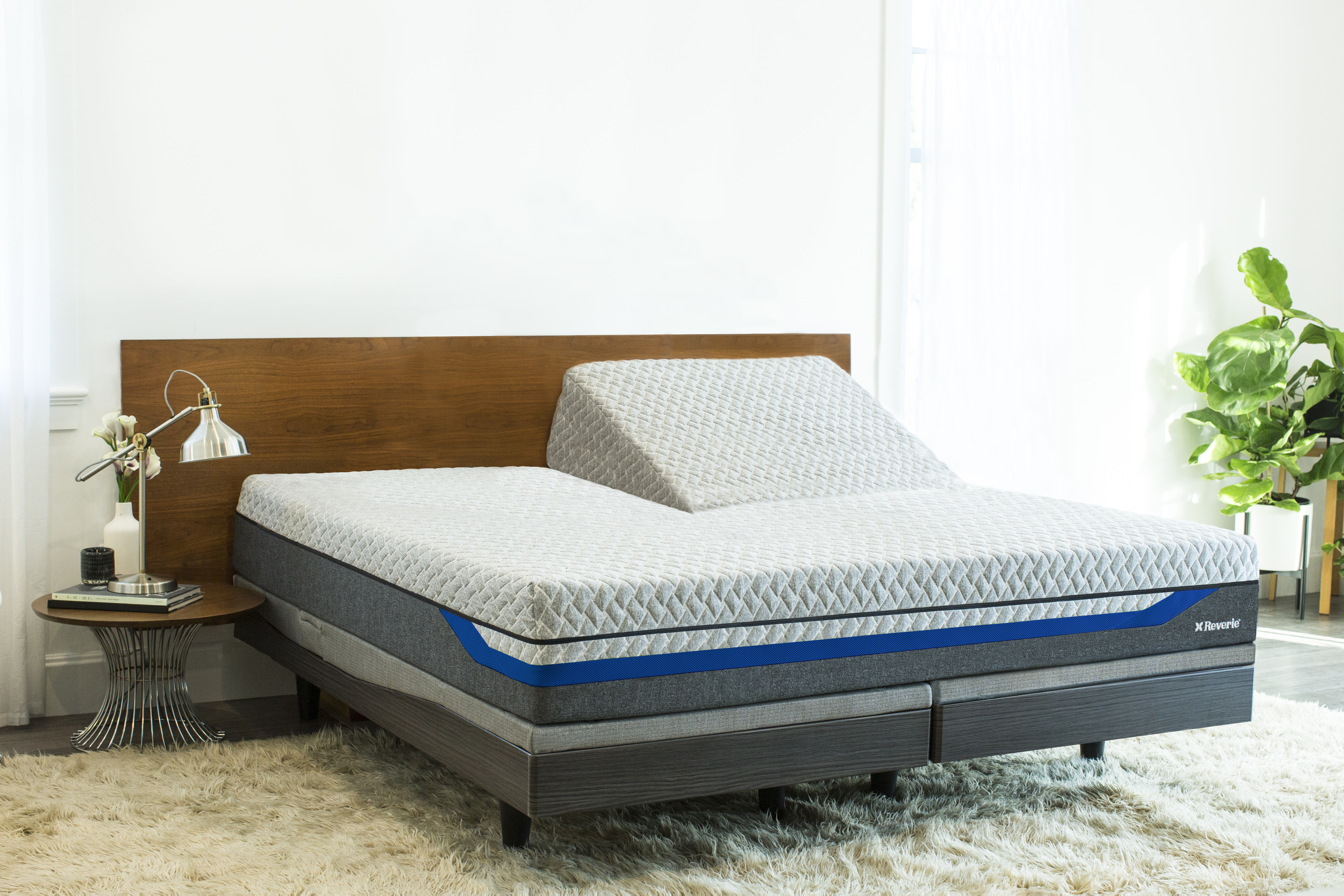 Adjustable Bed And Mattress Reviews : Reverie adjustable bed split king brilliant prices on the