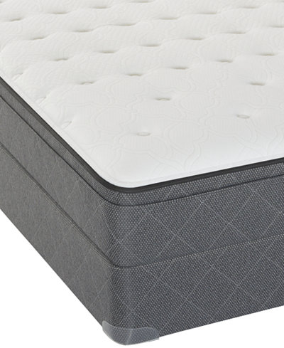 Sealy Posturepedic Cherry Hill Cushion Firm Euro Top Mattress