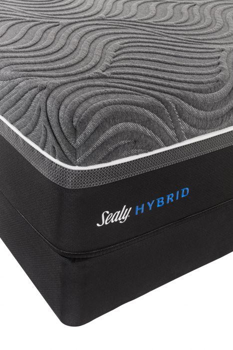 sealy premium hybrid silver chill plush mattress reviews. Black Bedroom Furniture Sets. Home Design Ideas