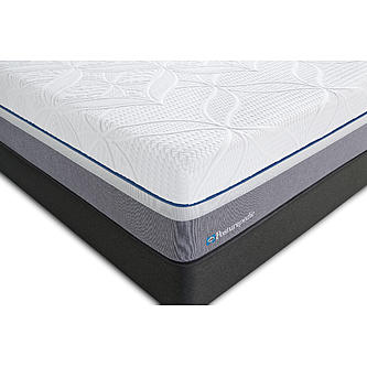 Sealy Posturepedic Hybrid Series Silver Plush