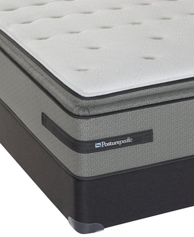 Sealy Posturepedic Plus Series Knotty Pines 16 Quot Cushion Firm Pillowtop Mattress Reviews