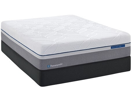 Sealy Posturepedic Premier Hybrid Series Copper Plush Mattress Reviews Goodbed Com