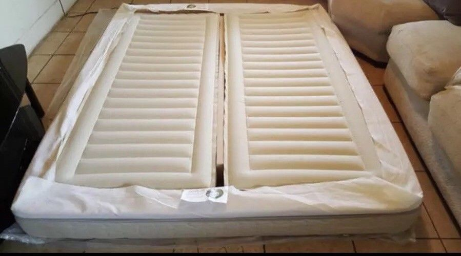 Air Chambers in an Air Bed